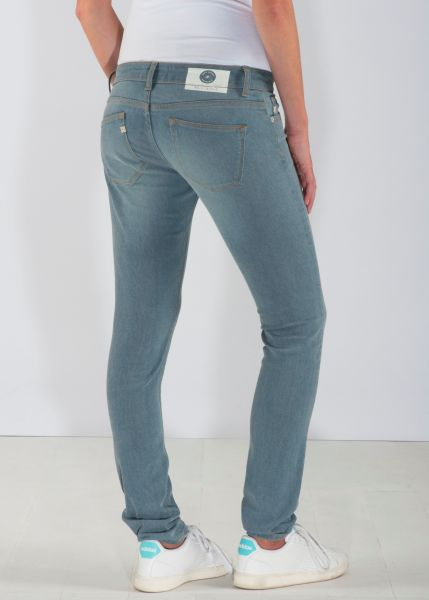 MUD JEANS - SKINNY LILLY Jeans O3 Blue