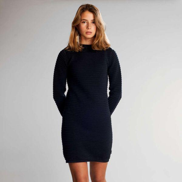 DEDICATED - VILHELMINA Dress black