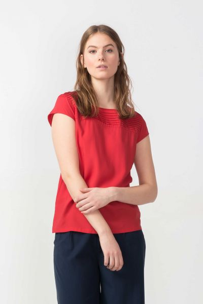 SKFK - KARINA Shirt red