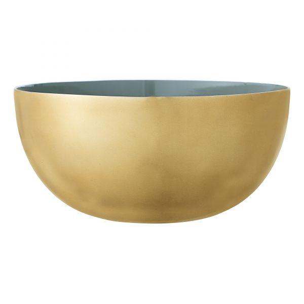 BLOOMINGVILLE - MASSI Bowl, Green, Aluminum