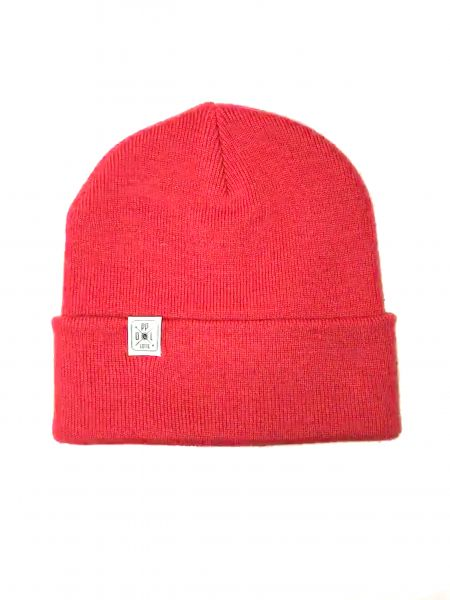 DOPPELLOTTE - LOTTE Beanie retro red