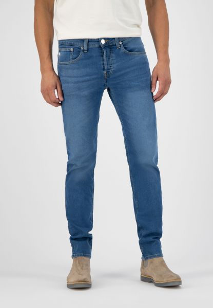 MUD JEANS - REGULAR DUNN STRETCH Jeans pure blue