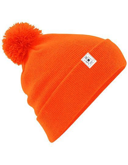 DOPPELLOTTE - LOLA Beanie orange
