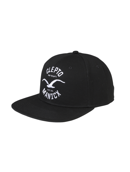 CLEPTOMANICX GAMES Cap black