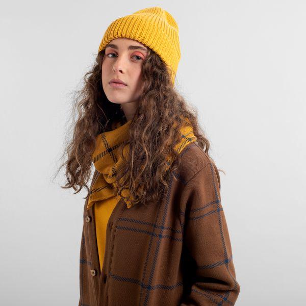 DEDICATED - NARVIK BEANIE Mütze golden yellow