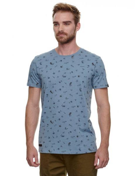RAGWEAR - SCORIE T-Shirt stone blue