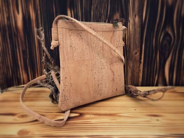 VELEN - MALA DE TRACAR Handtasche kork