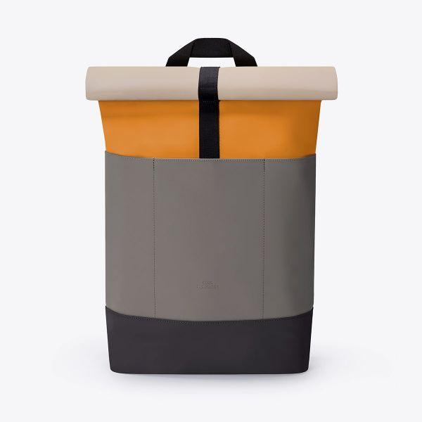 UCON ACROBATICS - HAJO MINI LOTUS Rucksack mustard honey - grey