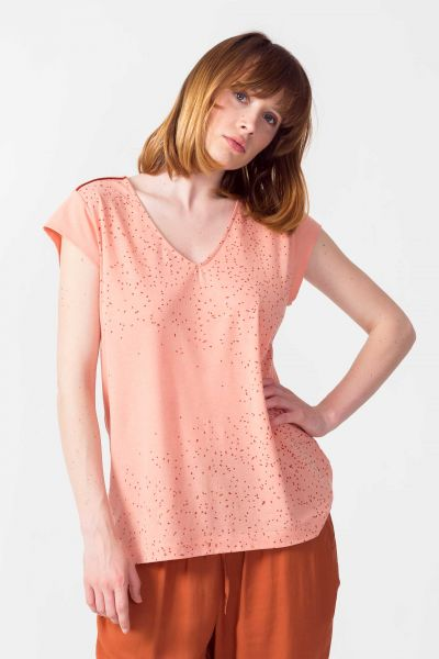 SKFK - IDUIA T-Shirt P3 pink