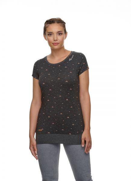 LESLY RAINBOW Shirt black