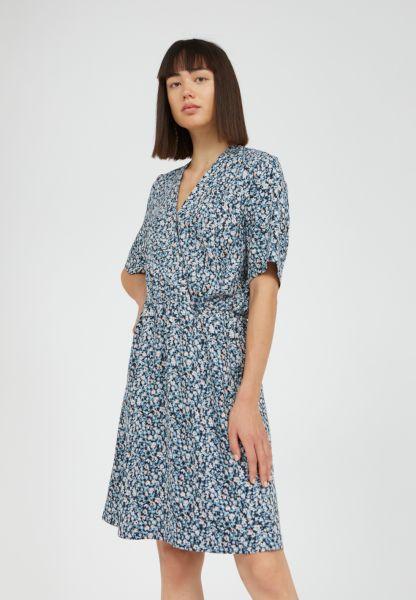 ARMEDANGELS - AIRAA PRIMROSE Kleid foggy blue