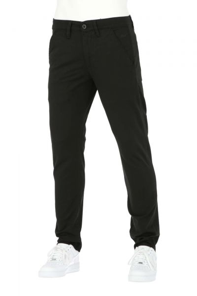 REELL - FLEX TAPERED CHINO black
