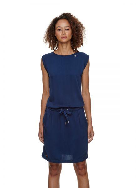 RAGWEAR - MASCARPONE Kleid indigo