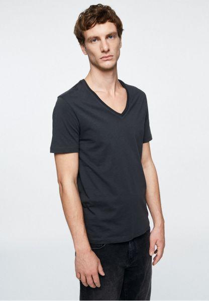 ARMEDANGELS - CHAARLIE T- Shirt black