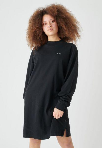 CLEPTOMANICX - ELOUISE Kleid black