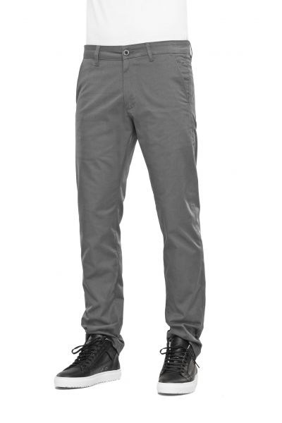 REELL STRAIGHT FLEX CHINO pc grey