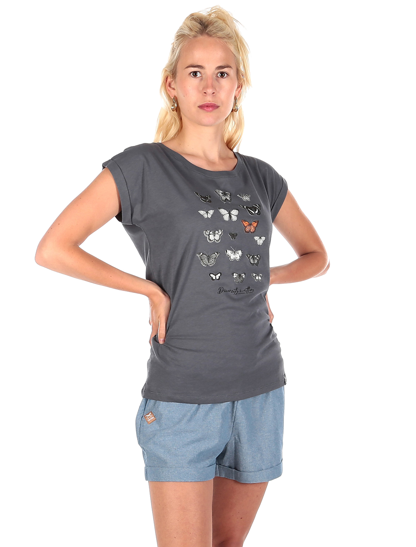 IRIE-DAILY-DIVERSIE-TEE-T-Shirt-anthracite-3