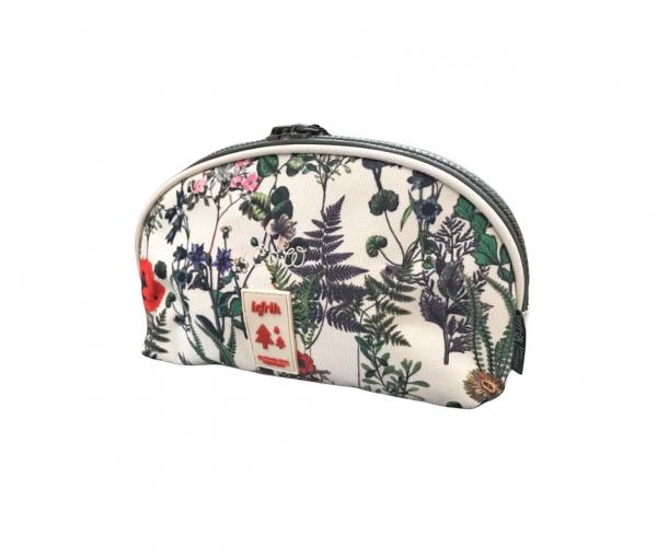 LEFRIK - MK BOTANICAL CASE Make up/ Toilet bag Tasche botanical