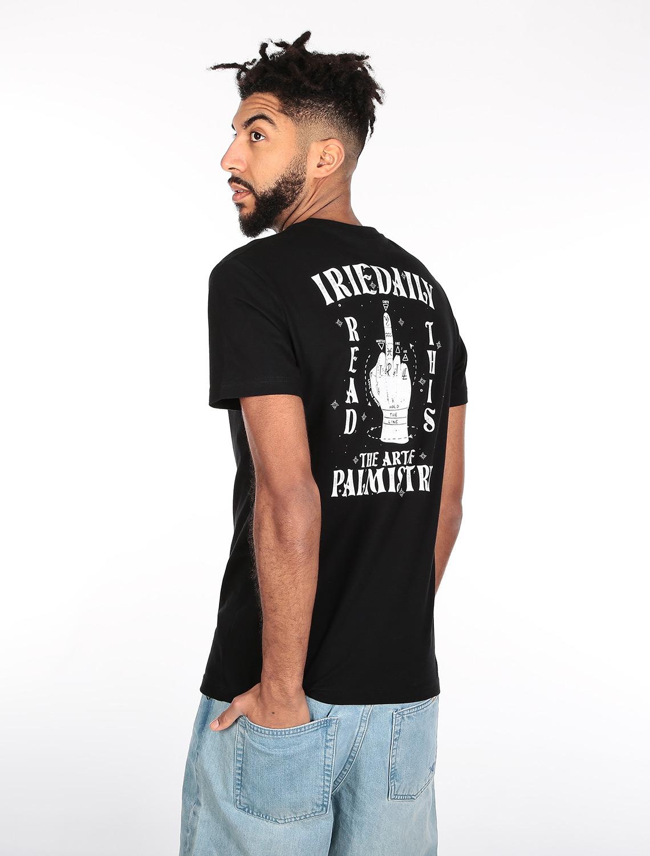 IRIE-DAILY-PALMISTRY-TEE-T-Shirt-black-5