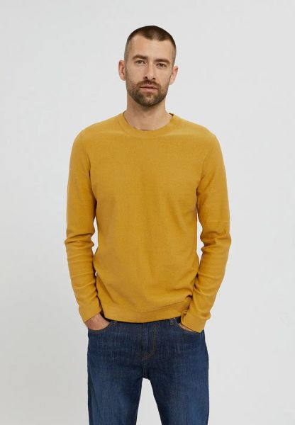 ARMEDANGELS - LAANDO Pullover mustard yellow