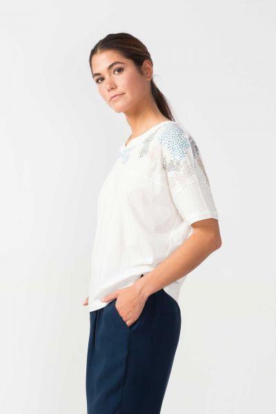 SKFK - ZORIONE Shirt white