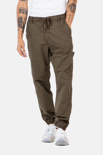 REELL - REFLEX WORKER LC Hose clay olive