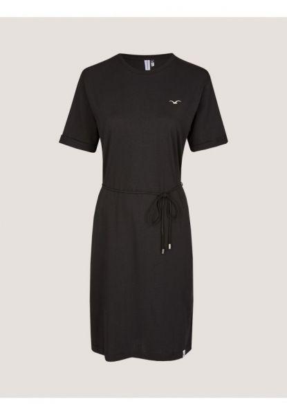 FEEL GOOD KNITTED DRESS Kleid black