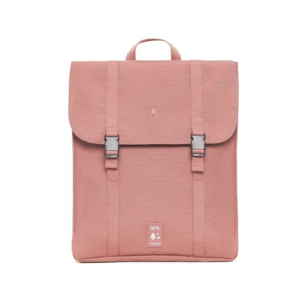LEFRIK - HANDY BACKPACK Rucksack dusty pink