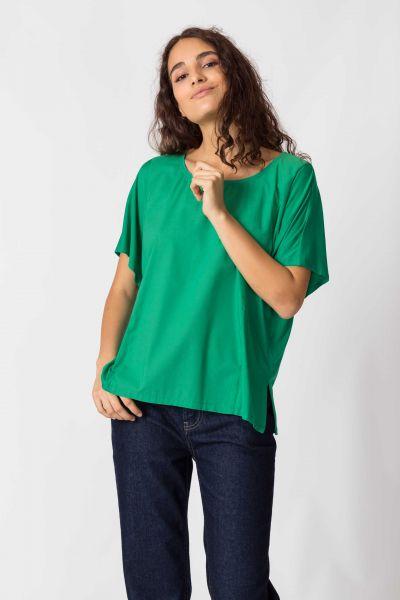 SKFK - ZOILA T-Shirt G5 gras green