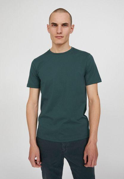 ARMEDANGELS - JAAMES T- Shirt atlantic green