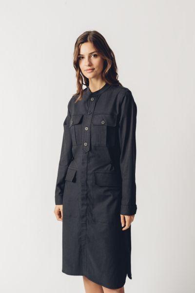 SKFK - MARITTIPI DRESS Kleid 2N black