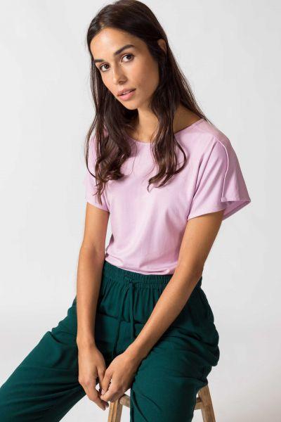 SKFK - KARA T-Shirt P3 mauve