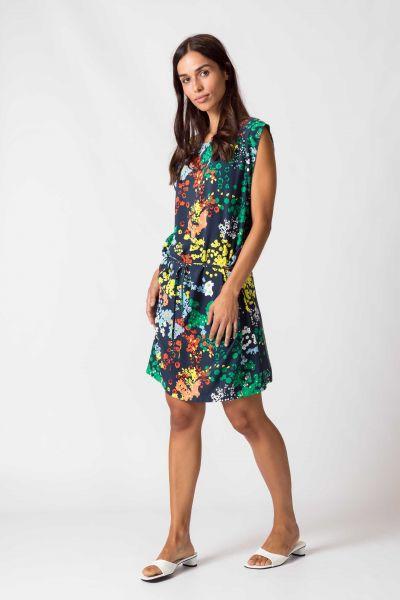 SKFK - ADEI DRESS Kleid B8 liberty multicolor