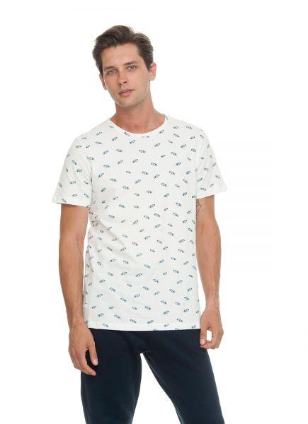RAGWEAR - DEVYN Shirt white