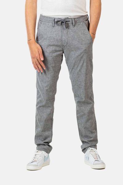 REELL - REFLEX EVO Hose grey linen