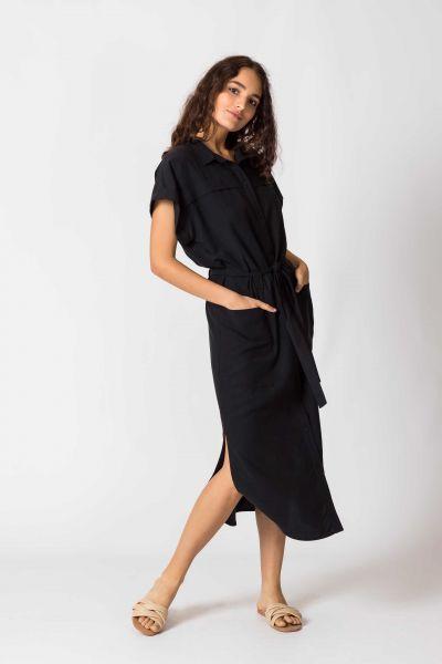 SKFK - KATINA DRESS Kleid 2N black
