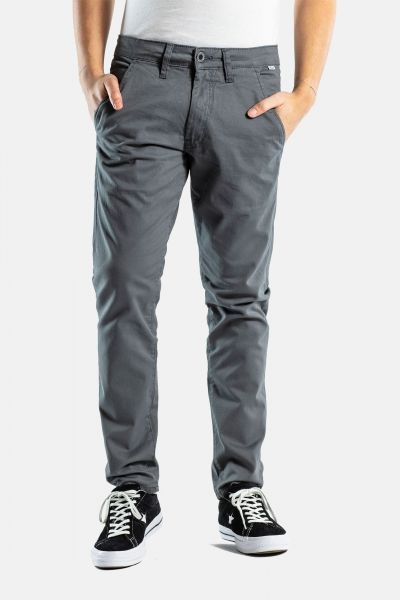 FLEX TAPERED CHINO dark grey