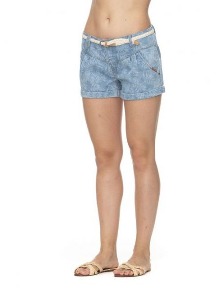 RAGWEAR - HEAVEN DENIM Shorts light blue