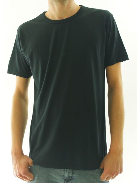 CONTINENTAL CLOTHINGS Bamboo T- Shirt black