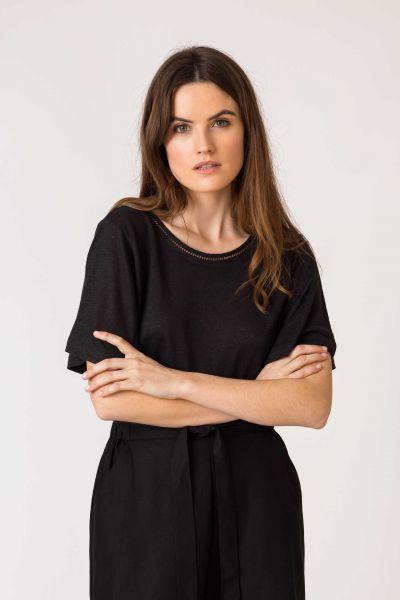SKFK - KARITE T-Shirt 2N black