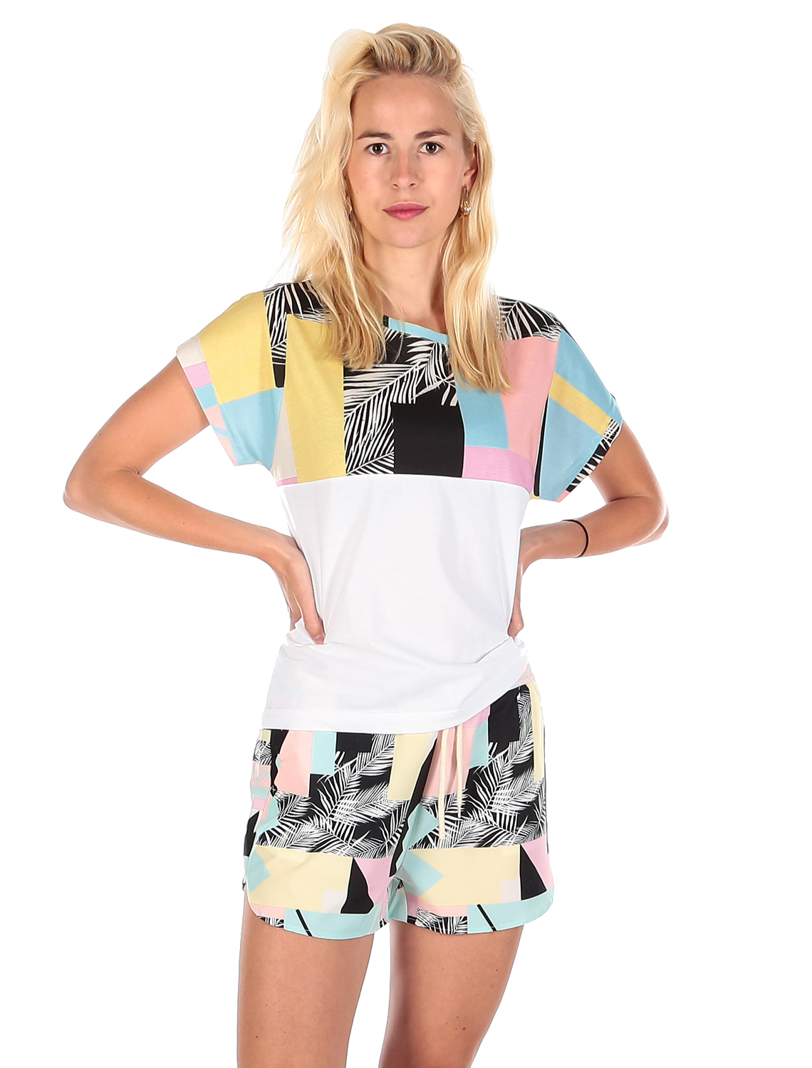 IRIE-DAILY-FUNKY-BLOCK-2-TEE-T-Shirt-candy-color-3