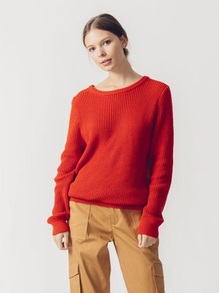 SKFK - IRADI SWEATER Pullover N5 red