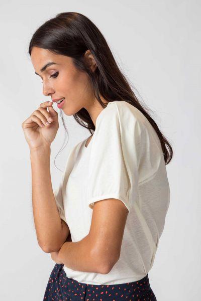 SKFK - ULA T-Shirt 11 polar white