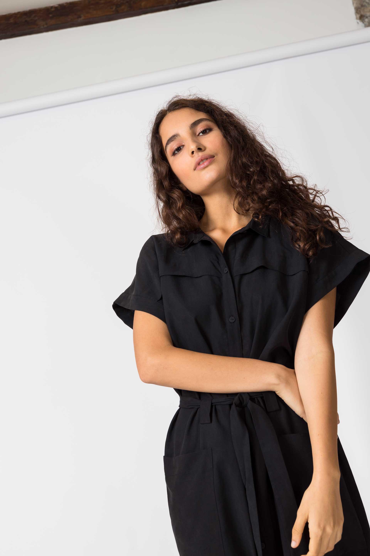 SKFK-KATINA-DRESS-Kleid-2N-black