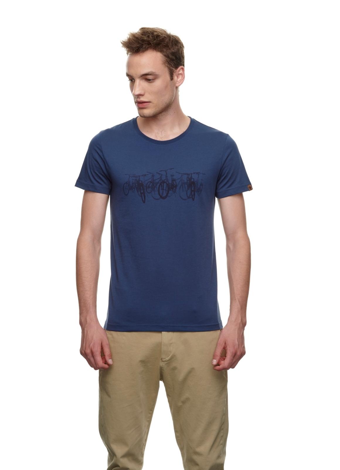 RAGWEAR-BLAIZE-T-Shirt-navy