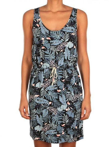 IRIE DAILY - HULA DRESS Kleid dark steel