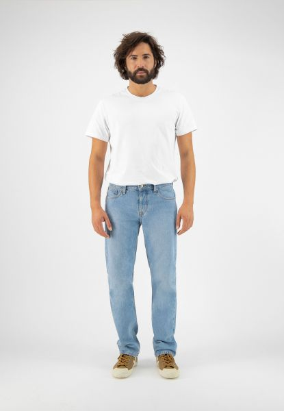 MUD JEANS - FAVE/ RELAX FRED STRAIGHT heavy stone