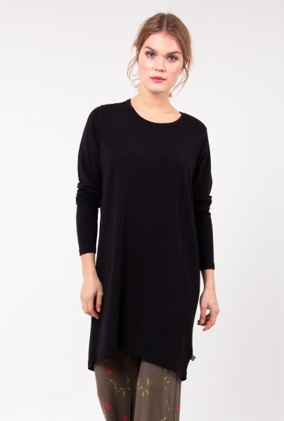 DANEFAE - VERONICA TUNIC Kleid black