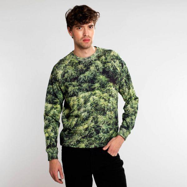 DEDICATED - MALMOE FOREST Sweatshirt green