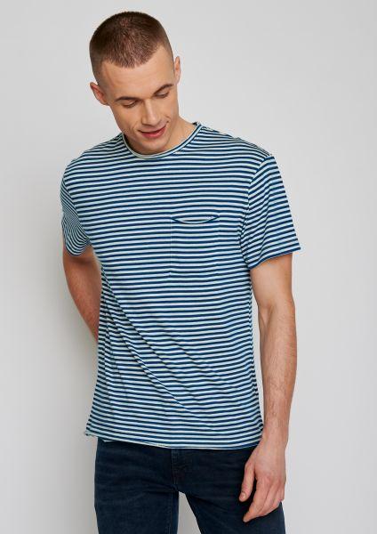 GREENBOMB - OPEN SAILOR T-Shirt open sailor blue